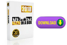 PG Music Band in a Box Pro 2018 MAC Composition Software