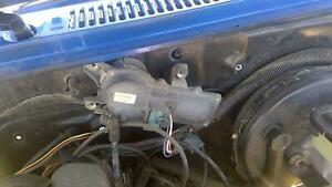 82-93 S10 Pickup Windshield Wiper Motor with Wiring Pigtail OEM Front