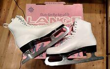 New listing Lange Aries Sr size 10 R women's Ice skate