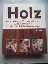 Holz Verarbeitung Werkzeugkunde Möbelentwürfe Schritt-für-Schritt-Anleitungen