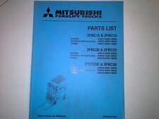 Mitsubishi Part Manuals #Fbc2K-25K-30K (102)