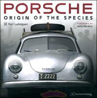 356 PORSCHE ORIGIN SPECIES BOOK OF THE GMUND LUDVIGSEN SEINFELD