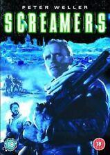 SCREAMERS - 2005 Roy Dupuis, Peter Weller, Michael New & Sealed UK Region 2 DVD