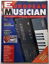 EUROPEAN MUSICIAN SETTEMBRE 1994