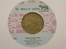"""BILLY JOEL 52nd Street / Root Beer Rag 7"""" 45 re CANADA pressing"""