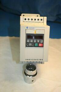 AB ALLEN BRADLEY AC DRIVE 160-AA18NSF1P1  SER C FW 7.06 200-230V 3P 18A 5 HP