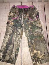 Toddler Girls Carhartt Camo Pants Size 3T