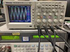 Tektronix Tds2014b 100 Mhz 4 Channel Digital Oscilloscope Tds 2014b