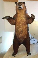 Braunbär Bär Dekofigur Figur 240 cm Lebensgroß Bär Tierfiguren BLACKFORM