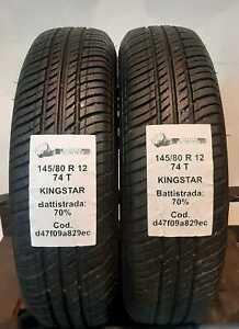 PNEUMATICI USATI Kingstar H714 145/80 R12 74T - Estive