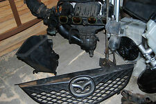 mazda 6 front grill