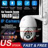 HD 1080p PTZ Outdoor Speed Dome IP Pan Tilt 5X Zoom IR Network Security Cameras