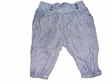 Zara tolle Capri Hose Gr. 74 in jeans Optik !!
