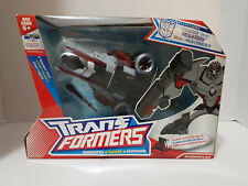 Megatron Cybertron Mode Transformers Animated Voyager 2008 Hasbro MISB New