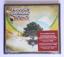 J - BOOGIE'S DUBTRONIC SCIENCE SOUL VIBRATIONS 2008 OM DUB HIP HOP WORLD SOUL