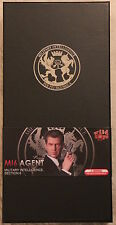 "DID Action Figure 1/6 12"" Britannica moderna AGENTE Paul mi6 in scatola calda giocattolo Dragon"