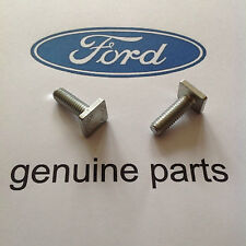Genuine Ford Escort Pernos de terminal MK2 MK1 Mk3 RS2000 Cosworth Sierra Capri RS