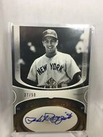 2004 SP Legendary Cuts Legendary Sigs #PR Phil Rizzuto Autograph Yankees 37/50