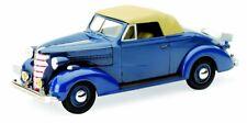 NEW55043 - Coche Cabriolet de 1938 Color Azul - Chevrolet Master