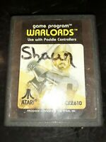 Warlords (Atari 2600, 1981) *BUY 2 GET 1 FREE +FREE SHIPPING*