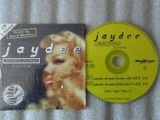 CD-JAYDEE-PLASTIC DREAMS-DAVID MORALES REMIX-ROBIN ALBERS-(CD SINGLE)1997-2TRACK