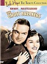 The Ghost Breakers - Bob Hope, Paulette Goddard 1940 (DVD, 2002) NR B&W FS