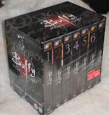 Buffy The Vampire Slayer Completo DVD Colección Box Set NUEVO