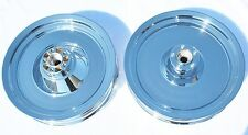 Harley Softail Fatboy Smooth Out 2000-2006 Chrome Wheels Rims Exchange