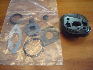 530069608 Poulan Gasket SET  Carb Adapter Spacer 530-049700 Chainsaw Craftsman,