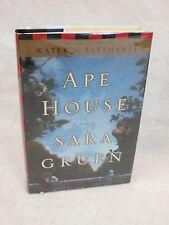 Sara Gruen APE HOUSE  1ST EDITION Spiegel Grau 2010 HC/DJ