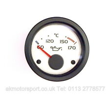 New MGF MG TF Oil Temperature Gauge Genuine MG Rover YAD101020