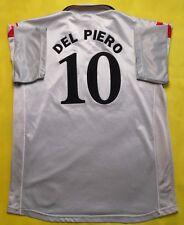 4.5/5 Juventus Third football shirt 2000~2001 PLAYER ISSUE #10 DEL PIERO
