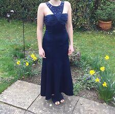 Evening Dress Elements Amanda Wakeley  Navy Size10 / Christmas Party.