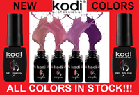 Kodi Professional - Gel LED/UV Nail Polish NEW Color 8ml. Numbers 1-100 French