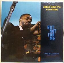 "1958 ""Ahmad Jamal Trio Live At The Pershing Lounge (ARGO) LP Vinyl LP628"