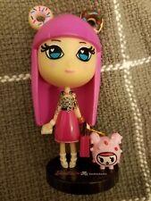 RARE Tokidoki BARBIE Blind box figure w/ Bright Pink Hair 10th Anniversary