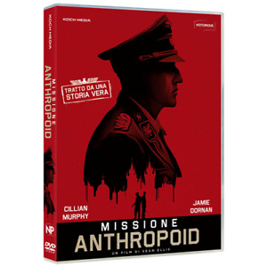 Missione Anthropoid  [Dvd Nuovo]