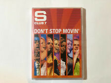 S CLUB 7 DON'T STOP MOVIN' - NEW - REGION 2