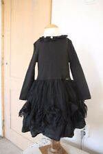 Jottum dress size 92/2 black diamond tulle AGAN for party birthday