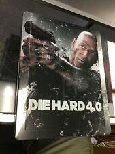 Die Hard 4.0 Steel Book Blu-ray] [2007] - Steel Book Region B