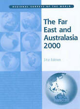 Far East and Australasia 2000-ExLibrary