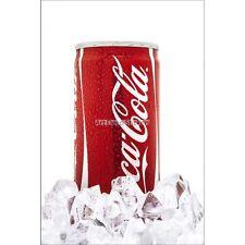 Magnet Frigo déco Coca-Cola  60x90cm réf 6244 6246