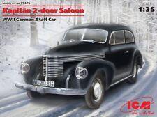 Opel Käpitan-2 door saloon WW2 1/35 ICM