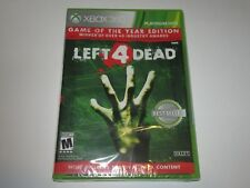 Left 4 Dead -- Game of the Year Edition (Microsoft Xbox 360, 2009) NEW