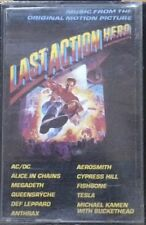 LAST ACTION HERO OST MOVIE ALBUM CASSETTE TAPE RARE