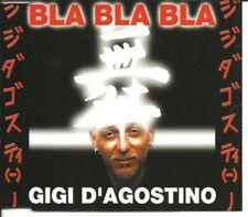 Gigi D'Agostino - Bla Bla Bla (CD) 1999