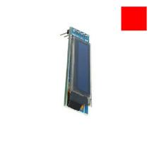 """IIC I2C 0.91""""128x32 White OLED LCD Display Module 3.3v 5v FOR AVR Arduino NEU"""
