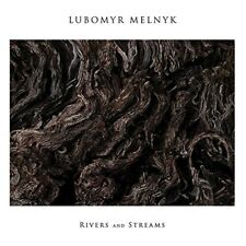 Lubomyr Melnyk-Rivers and Streams CD NEUF