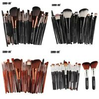 22PCS Kabuki Make up Brushes Set Makeup Foundation Blusher Face Powder Brush HOT