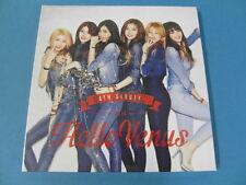 HELLO VENUS - 4TH SINGLE ALBUM CD W/ BOOKLET(40P) + PHOTO CARD $2.99 S&H
